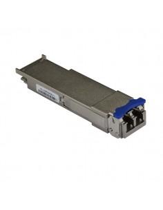 StarTech.com MSA Uncoded QSFP+ Module - 40GBASE-LR4 40GbE Single Mode Fiber (SMF) Optic Transceiver 40GE Gigabit Ethernet LC Sta