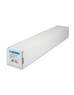 HP Heavyweight Coated Paper 1524 mm x 30.5 m (60 in 100 ft) large format media Matte Hp C6977C - 1