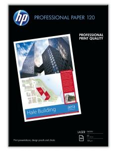 HP CG969A tulostuspaperi A3 (297x420 mm) Kiilto Valkoinen Hp CG969A - 1