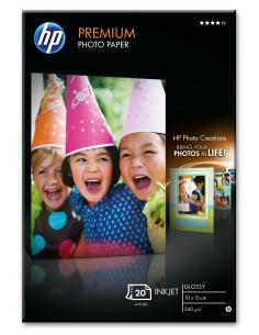 HP Q1991A fotopapper Blå, Vit Hp Q1991A - 1
