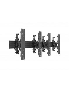 """Multibrackets 5020 fäste för skyltningsskärm 139.7 cm (55"""") Svart Multibrackets 7350073735020 - 1"""
