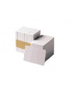 Zebra Premier PVC Card, 30 mil Low Coercivity Mag. Stripe (5 packs x 100) Zebra 104523-113 - 1