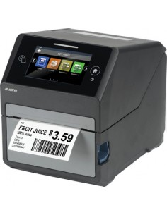 SATO CT4-LX 203 x DPI Wired & Wireless Direct Thermal / transfer POS printer Sato WWCT03042ZSCR - 1