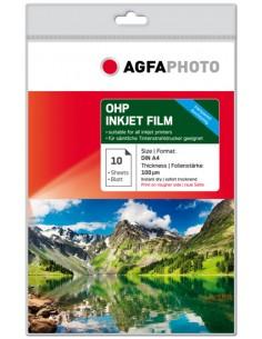 AgfaPhoto AP10A4OHPINK valokuvapaperi A4 Agfaphoto AP10A4OHPINK - 1