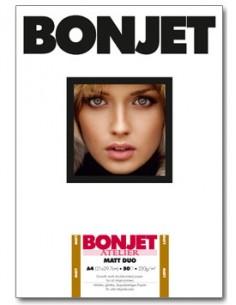 Bonjet BON9014021 valokuvapaperi Matta A4 Bonjet BON9014021 - 1