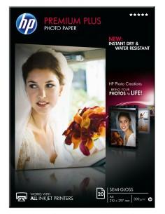 HP CR673A photo paper A3 Semi-gloss Hp CR673A - 1