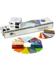 Zebra Premier Colour PVC business card 500 pc(s) Zebra 104523-134 - 1