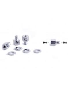 Multibrackets 4487 ruuvit/pultit 4 kpl M8 Ruuvipakkaus Multibrackets 7350022734487 - 1