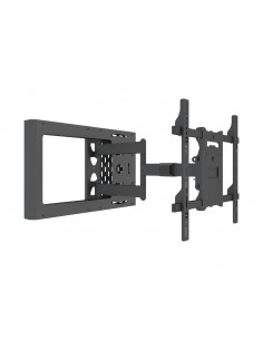 Multibrackets M Hospitality Flexarm with STB Enclosure Black Multibrackets 7350105210198 - 1