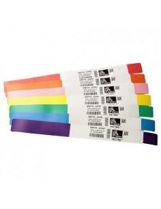 Zebra Z-Band Splash Orange Self-adhesive printer label Zebra 10012717-6K - 1