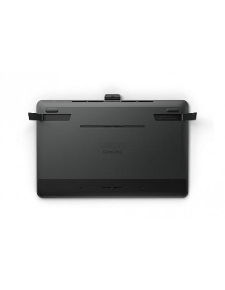 """Wacom Cintiq Pro 16"""" piirtopöytä Musta 5080 lpi 345 x 194 mm USB Wacom DTH-1620A-EU - 2"""