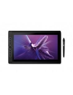 Wacom MobileStudio Pro DTHW1621HK0B graphic tablet Black 5080 lpi 346 x 194 mm USB/Bluetooth Wacom DTHW1621HK0B - 1
