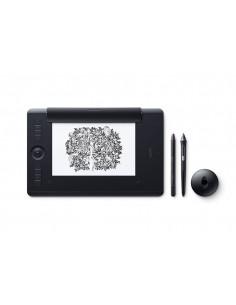 Wacom Intuos Pro Paper piirtopöytä 5080 lpi 224 x 148 mm USB/Bluetooth Musta Wacom PTH-660P-N - 1