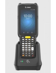 Zebra CRD-MC33-2SUCHG-01 mobildockningsstationer PDA Svart Zebra CRD-MC33-2SUCHG-01 - 1