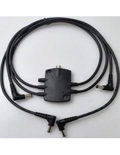 Datamax O'Neil 220285-000 virta-adapteri ja vaihtosuuntaaja Sisätila Musta Honeywell 220285-000 - 1