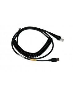 Honeywell STD Cable USB-kaapeli 5 m USB A Musta Honeywell CBL-500-500-C00 - 1