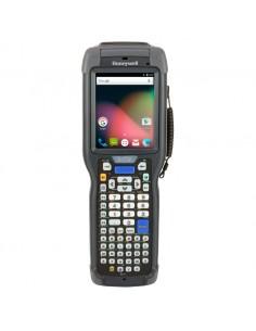 """Honeywell CK75 mobiilitietokone 8.89 cm (3.5"""") 480 x 640 pikseliä Kosketusnäyttö 584 g Musta Honeywell CK75AB6EN00W4401 - 1"""