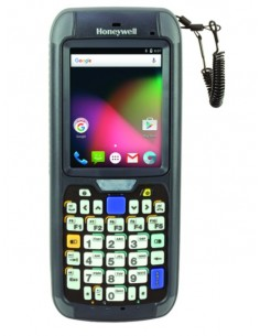 "Honeywell CN75 RFID-handdatorer 8.89 cm (3.5"") 480 x 640 pixlar Pekskärm 450 g Svart Honeywell CN75AN5KC00A6101 - 1"