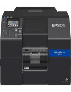 Epson ColorWorks CW-C6000Pe label printer Inkjet Colour 1200 x DPI Wired Epson C31CH76202 - 1