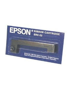 Epson ERC22B Ribbon Cartridge for M-180/190 series, longlife, black Epson C43S015358 - 1