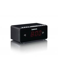 Lenco CR-510 radio Kello Digitaalinen Musta Lenco CR510B - 1