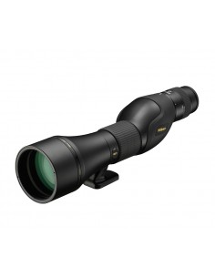 Nikon MONARCH 82ED-S Spotting Scope -kaukoputki Musta Nikon BDA150WA - 1