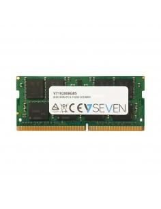 V7 V7192008GBS muistimoduuli 8 GB 1 x DDR4 2400 MHz V7 Ingram Micro V7192008GBS - 1