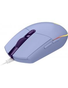 Logitech Itech G203 Lightsync Gaming Mouse, Lilac Logitech 910-005853 - 1