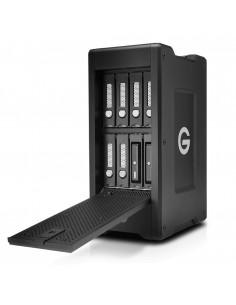 G-Technology 0G10548-1 levyjärjestelmä 112 TB Musta G-technology 0G10548-1 - 1