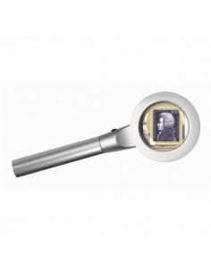 Bresser Optics LED 55 suurennuslasi Alumiini 2,5x Bresser 6025100 - 1