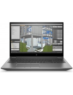 "HP ZBook Fury 15 G7 Mobiilityöasema 39.6 cm (15.6"") 1920 x 1080 pikseliä 10. sukupolven Intel® Core™ i7 16 GB DDR4-SDRAM 512 Hp"