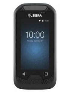 "Zebra EC30 handheld mobile computer 7.62 cm (3"") 854 x 480 pixels Touchscreen 110 g Black Zebra EC300K-1SA2AA6 - 1"