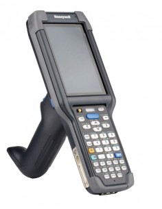 "Honeywell CK65 mobiilitietokone 10.2 cm (4"") 480 x 800 pikseliä Kosketusnäyttö 498 g Musta Honeywell CK65-L0N-DMC210E - 1"