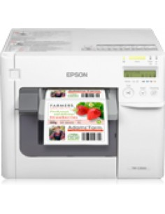 Epson TM-C3500 label printer Inkjet Colour 720 x 360 DPI Wired Epson C31CD54012 - 1