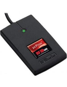 RF IDeas pcProx Enroll älykortin lukijalaite Musta USB 2.0 Rf Ideas RDR-6Z81AKU - 1