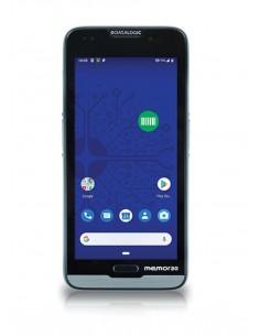 """Datalogic Memor 20 mobiilitietokone 14,5 cm (5.7"""") 1080 x 2160 pikseliä Kosketusnäyttö 295 g Musta Datalogic Adc 944800003 - 1"""