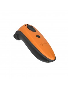 Socket Mobile DuraScan D740 Kannettava viivakoodinlukija 1D/2D LED Oranssi Socket CX3430-1876 - 1