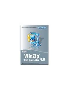 Corel Winzip Self-extractor 4 License (10 - 2 Corel LCWZSE4PCB - 1