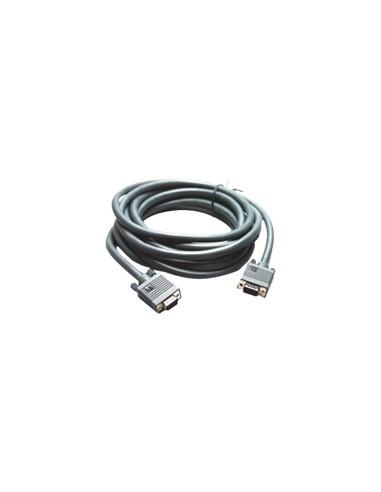 Kramer Electronics C-GM/GF-3 VGA-kabel 0.9 m VGA (D-Sub) Svart Kramer 92-6101003 - 1
