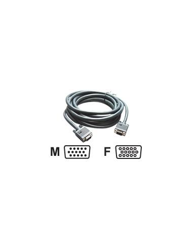 Kramer Electronics C-GM/GF-35 VGA cable 10.6 m (D-Sub) Black Kramer 92-6101035 - 1