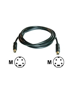 Kramer S-video-cable C-sm/sm-35 Kramer 93-3101035 - 1