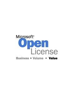 Microsoft W Intune Opn Shrd Msubs-vollic Lics Ov 1lic Lvld Addprod Microsoft 3LN-00008 - 1