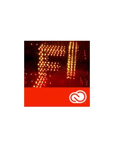 Adobe Vip-g Flash Pro Cc Rnw L1 12m (en) Adobe 65227422BC01A12 - 1