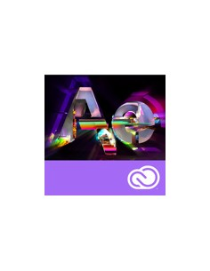 Adobe After Effects Cc Lics Level 14 100+m In Adobe 65270847BC14A12 - 1