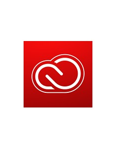 Adobe Creative Cloud - All Apps Lics Level 4 100+m In Adobe 65270909BC04A12 - 1