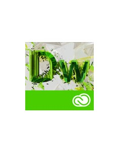 Adobe Dreamweaver Cc Lics Level 12 10 - 49m In Adobe 65270583BC12A12 - 1