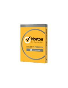 Symantec Sym Norton Str Premium 3.0 1u 10d 12mo Symantec 21377383 - 1