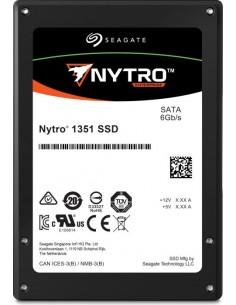 "Seagate Nytro 1351 2.5"" 960 GB Serial ATA III 3D TLC Seagate XA960LE10083 - 1"