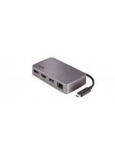 Elgato 10DAB9901 notebook dock/port replicator Wired Thunderbolt 3 Silver Elgato 10DAB9901 - 1