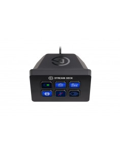 Elgato Stream Deck Mini keyboard USB Black Elgato 10GAI9901 - 1